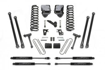 """6"""" LONGARM KIT W/COILS & STEALTH 09-13 DODGE 2500/3500 4WD W/GAS & AUTO"""