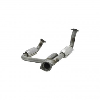 Catalytic Converter - Direct Fit - 2.50 in. Inlet 3.00 in. Outlet - 49 State