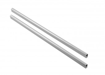 Accel - LTS FUEL RAIL RACE,1  EXTRUDED