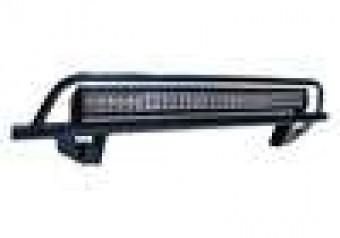 L.M.S. (Light Mounting Solution); Radius O.R. Light Bar; Gloss Black