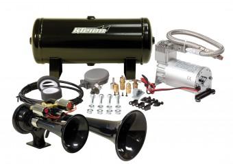 Pro Blaster? Euro Tone Train Horn Kit w/150 PSI Sealed Air System