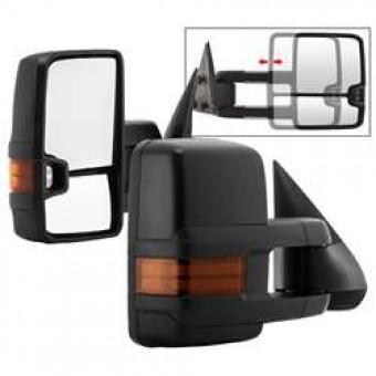 G2 LED Signal Telescoping Mirror - SET