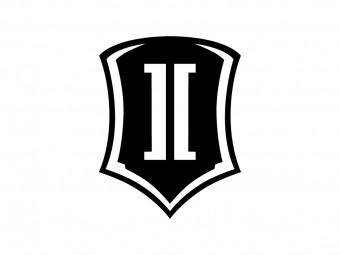 10 IN SHIELD BLACK