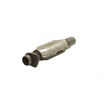 Catalytic Converter - Direct Fit - 2.50 in. Inlet/Outlet - 49 State