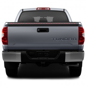 LED Tailgate Spoiler Replacement