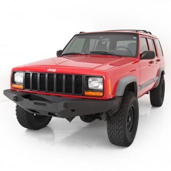 XRC Front Bumper w/Winch Plate
