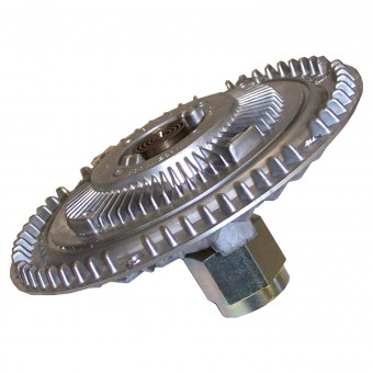 Cooling Fan; Clutch and Motor