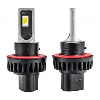 H13 VSeries LED Headlight Bulb Conversion Kit, 6000K