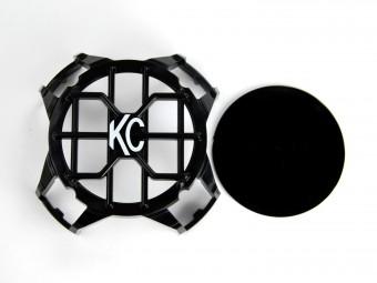 KC LZR Series Stoneguard LED Headlight Guard