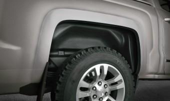 Rear Wheel Well Guards