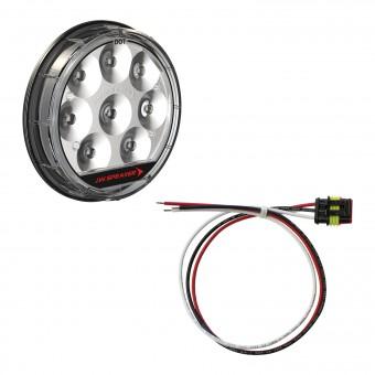 Model 234 12-24V DOT LED Non-Heated Reverse Light with Harness