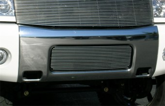 Billet Series Bumper Grille Insert