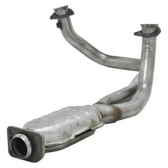 Catalytic Converter - Direct Fit - 2.25 in Inlet 3.00 in. Outlet - 49 State
