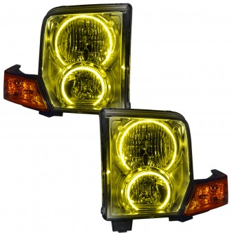 2006-2010 Jeep Commander ALL SMD HL