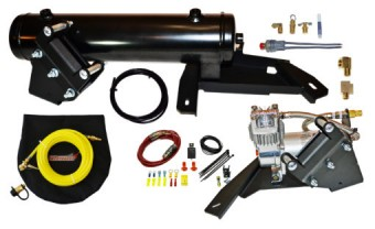 Complete Bolt-on Can-Am Heavy Duty Onboard Air System