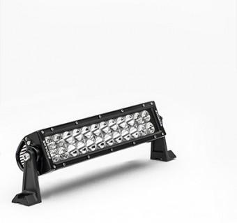 Led Light Bar Double Row Straight 12'' Straight Double Row LED bar