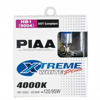 9004/HB1 Xtreme White Plus Replacement Bulb