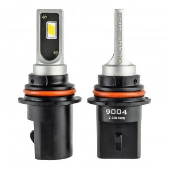 9004 VSeries LED Headlight Bulb Conversion Kit, 6000K