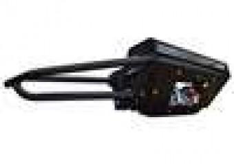 Bumpers; RSP PreRunner Winch Front Bumper; Textured Black
