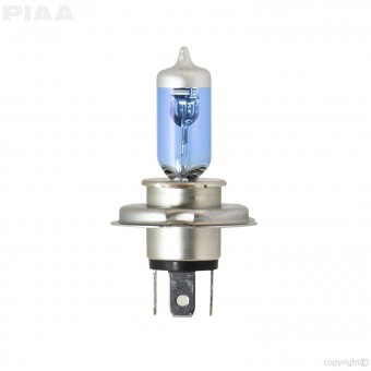 H4/9003 Xtreme White Hybrid Replacement Bulb