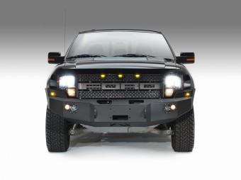 Premium Heavy Duty Winch Front Bumper