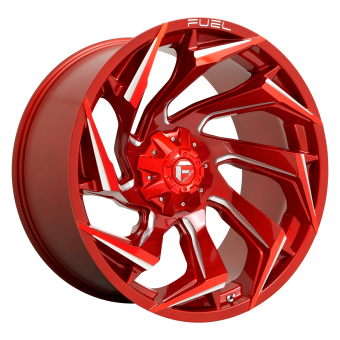 REACTION Candy Red Milled