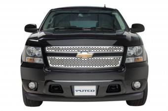 Punch Grille Insert