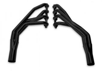 Hooker Super Competition Long Tube Header - Black Ceramic Coated