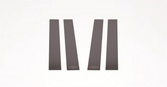 Classic Decorative Pillar Posts w/o Accents