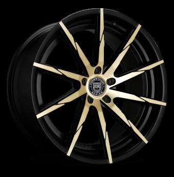 CSS-15 Black with Bronze