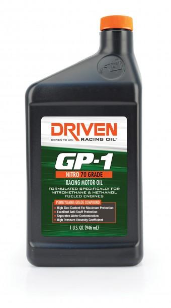 GP1 Nitro 70 High Peformance Racing Oil - 1 Quart Bottle