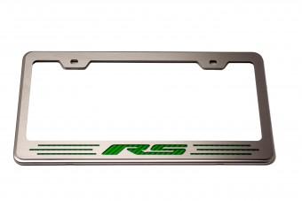 Rear Tag Frame RS Green Carbon Fiber