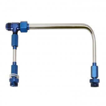 JET Fuel Line 4150 Blue
