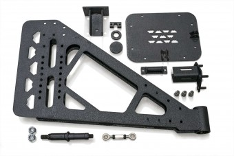 Add On Tire Carrier RS-10 / RS-11 DV8 Offroad