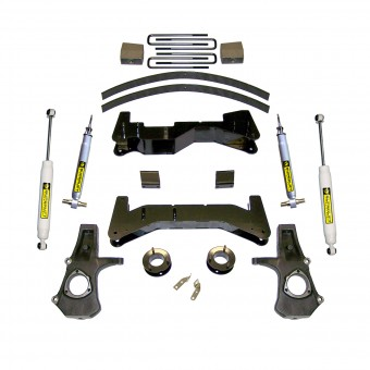 LIFT KIT GM 14-15 1500 8'' 2WD STEEL KNUCKLE