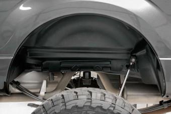 GMC Rear Wheel Well Liners (99-06 1500/2500/3500 PU)