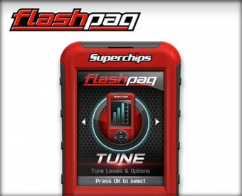 Flashpaq F5 California Edition