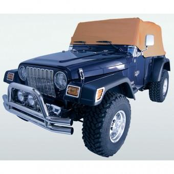 Cab Cover, Spice; 92-06 Jeep Wrangler YJ/TJ