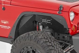 Jeep Front & Rear Fender Delete Kit (07-18 Wrangler JK)