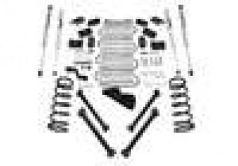 6 Lift Kit w/ FOX Shocks - 10-13 Ram 2500/10-12 3500 4WD Diesel