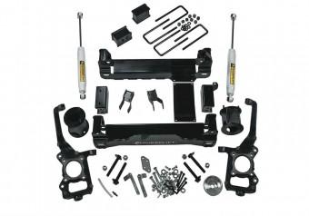 6'' Lift Kit - 09-14 F-150 4WD - w/ SL Rear Shocks