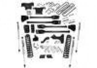 6 Lift Kit w/ FOX Shocks - 11-16 F250/350 4WD Diesel w/ 4-Link Arms