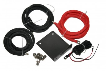 Power Unit Remote Mount Kit, 6ft, for 10013 Alpha 9300