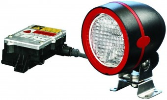 Mega Beam Xenon Work Lamp (CR)