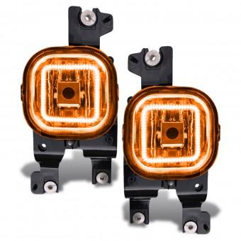 LED Fog Light Halo Kit, Amber