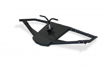 GGVF-C99552NA01NA-HoneyBadger Chase Rack Tire Carrier