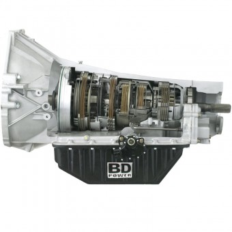 Transmission - 2003-2004 Ford 5R110 4wd
