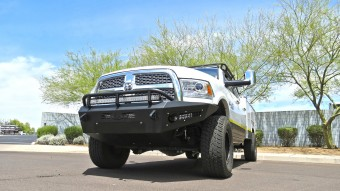 GGVF-F517315000103-HoneyBadger Front Bumper