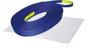 """Recovery Strap 2"""" x 20', 20,000lb BS polyester"""