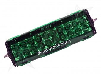 """10"""" E-Series Light Cover - Green - trim 4"""" & 6"""""""